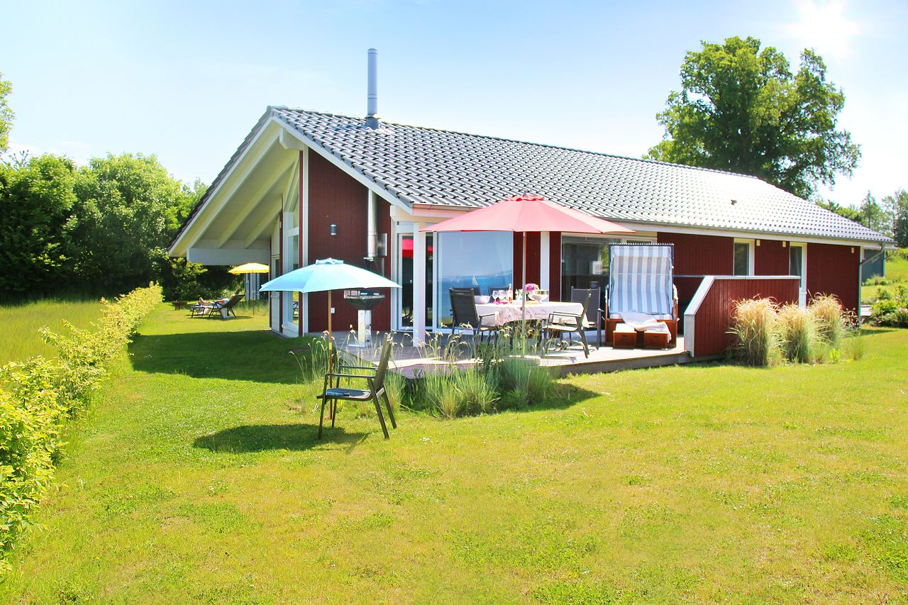 Haus Jerup (110 qm, 2-8 Pers.)   ostseeferien-im-holzhaus.de ...